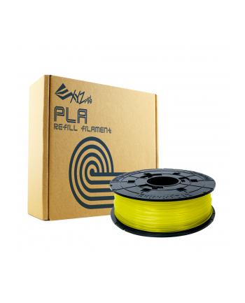 XYZ Printing Filament XYZ / PLA / YELLOW / 1,75 mm / 0,6 kg.(Junior/ Mini)