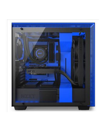NZXT H700i Window Black/Blue