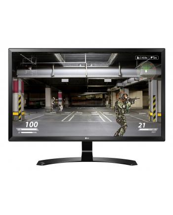Monitor LG 27UD58-B ( 27  ; IPS/PLS ; 4K 3840x2160 ; czarny )