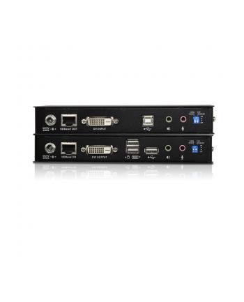 ATEN CE620 DVI HDBase T2.0 KVM Extender