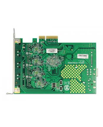 DeLOCK PCIe 4 x 1 Gigabit LAN PoE+ RJ45