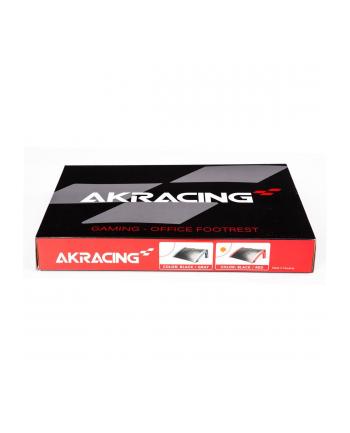 AKRACING Footrest black