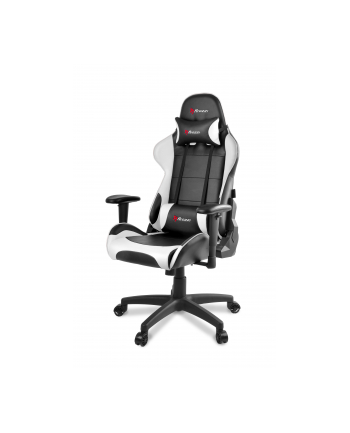 Arozzi Verona Gaming Chair V2 VERONA-V2-WT - black/white