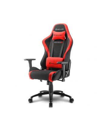 Sharkoon Skiller SGS2 Gaming Seat - black/red
