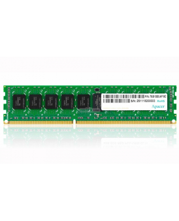 Apacer SO-DIMM DDR3 8 GB 1600-CL11 - Single