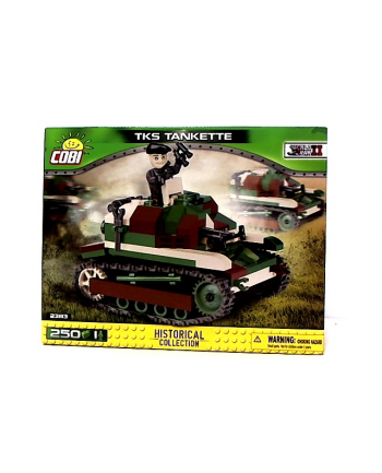 COBI 2383 Small Army TKS Tankette 250kl