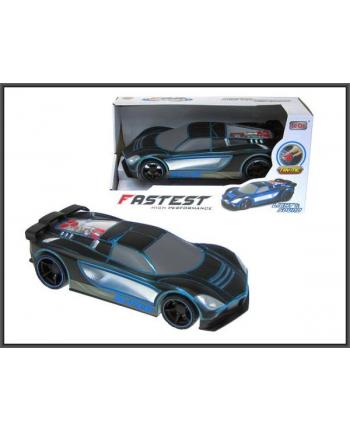 Auto Future 30cm światło dźwięk LD-3811