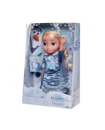 Lalka śpiewająca Elsa z filmu Przygoda Olafa 35cm LIBRA