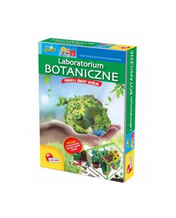 Książ. I'm a Genius Laboratorium Botaniczne 78168