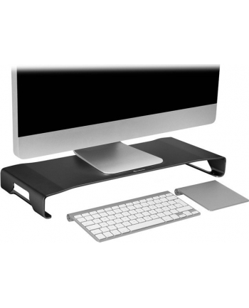 Sharkoon Aluminium Monitor Stand - black