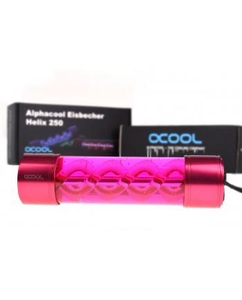 Alphacool Reservoir Helix 250mm - red