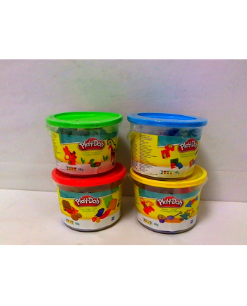 PLD ciastolina mini wiaderko 23414 /4