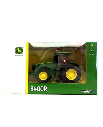 TOMY John Deere 8400R traktor 43174