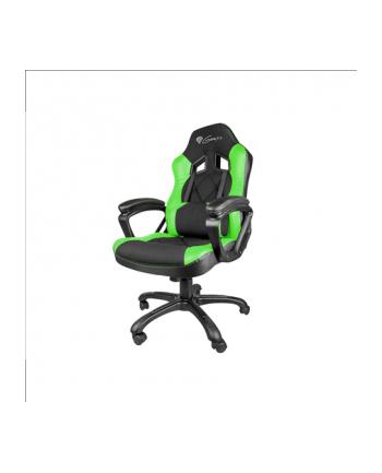 Natec Fotel dla gracza Genesis Nitro330 czarno-zielony