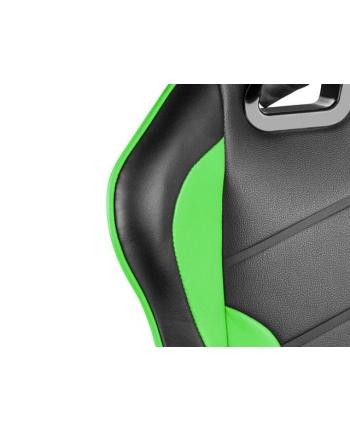 Natec Fotel dla gracza Genesis Nitro880 czarno-zielone