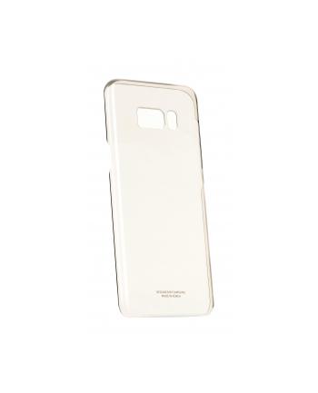 Plecki SAMSUNG (Złoty/Samsung Galaxy S8/Tworzywo sztuczne)