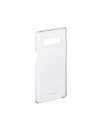 Plecki SAMSUNG (Fioletowy/Samsung Galaxy Note 8/Tworzywo sztuczne)