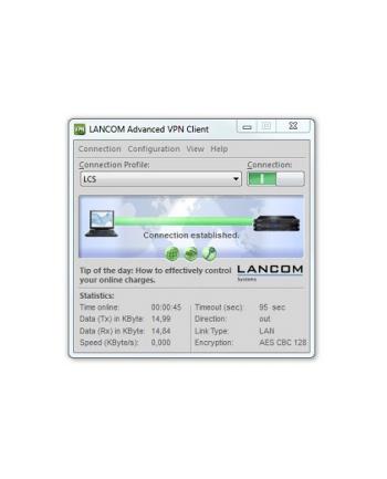 Lancom Advanced VPN Client WIN 10User