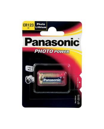 Panasonic Photo Lithium CR-123AL/1BP