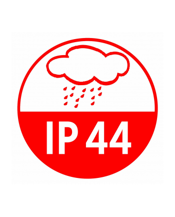 Brennenstuhl - przedłużacz - IP 44 25m - czarny - H05RR-F 3G1,5