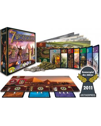 Asmodee 7 Wonders (po niemiecku) 200979