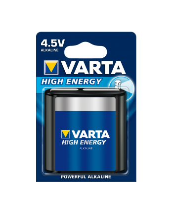 Varta High Energy 3LR12-Flat, alkaliczna, 4.5V (4912-121-111)
