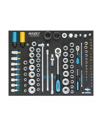 Hazet tool modules 163-369 / 104