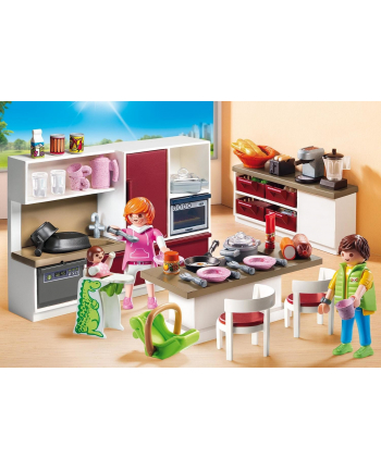 Playmobil Large family kitchen - 9269