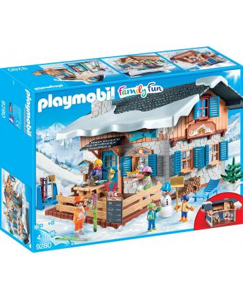 Playmobil Ski Lodge - 9280