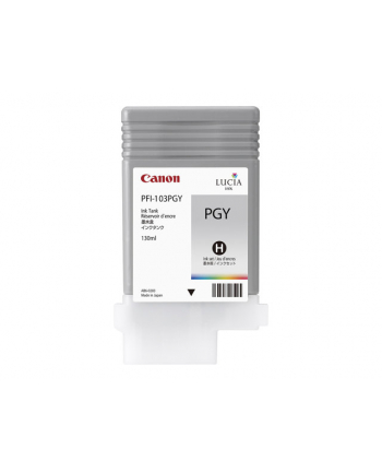 Canon ink PGY PFI-103PGY