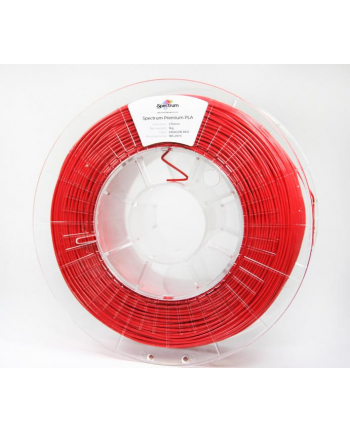 SPECTRUM GROUP Filament SPECTRUM / PLA / DRAGON RED / 1,75 mm / 1 kg