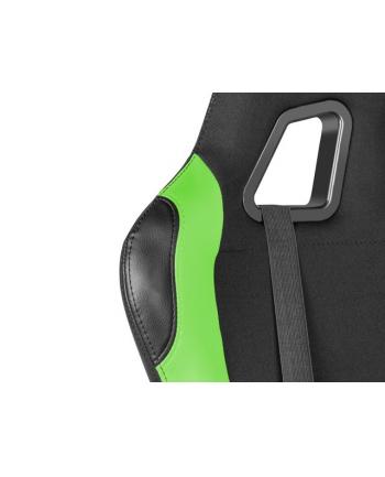 Fotel dla graczy GENESIS Nitro550 czarno-zielony