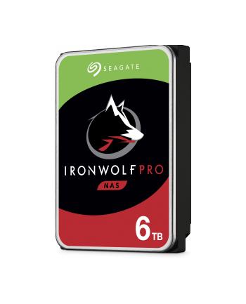 IronWolf Pro 6TB 3,5'' 256MB ST6000NE0023