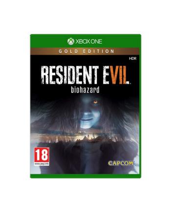Gra Xbox One Resident Evil 7 Biohazard Gold Edition