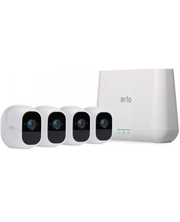 NETGEAR Arlo Plus VMS4430P - zestaw do monitoringu 4 kamery