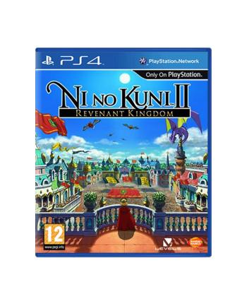 Cenega Polska Gra Ni No Kuni II: Revenant Kingdom (PS4)