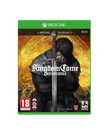 CD Projekt Gra Kingdom Come: Deliverance (XBOX ONE)