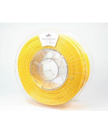 Filament SPECTRUM / PETG / TWEETY YELLOW / 1,75 mm / 1 kg