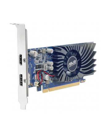 ASUS GeForce GT 1030 2G, 2048 MB GDDR5 - Single Slot, Low Profil