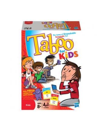 PROMO Tabu Junior gra 1433 HASBRO