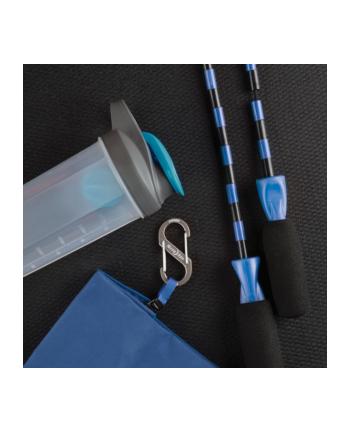 Karabińczyk S-Biner Dual aluminium mix kolorów 3 sztuki