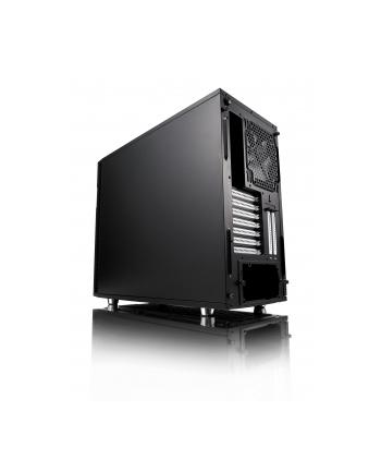 Define R6 Black TG 3.5'/2.5'drive brackets eATX/uATX/ATX/ITXTempered Glass