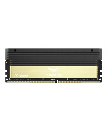 TEAMGROUP DIMM DDR4 16GB 3866MHz, CL18, (KIT 2x8GB), TEAM T-FORCE Xtreem (golden)