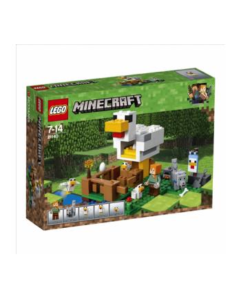 LEGO 21140 MINECRAFT Kurnik p6