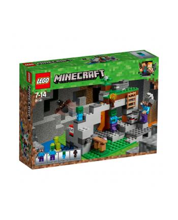 LEGO 21141 MINECRAFT Jaskinia zombie p6