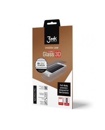 FlexibleGlass 3D iPhone 8 szkło hybrydowe + folia na tył