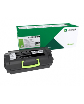 Toner MS817/8dn 25K BK return 53B2H00