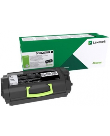Toner MS818dn 45K BK return 53B2X00