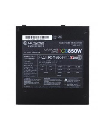 Toughpower Riing 850W Modular (80+ Platinum 230V EU)