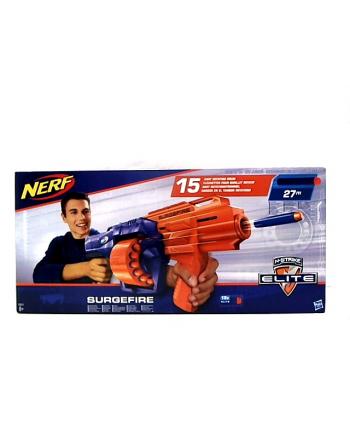 hasbro NERF NSTRIKE SURGEFIRE 15-strzałowy E0011 /3